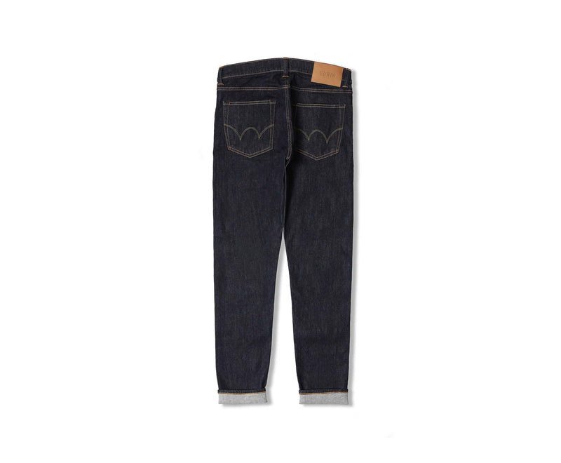 Edwin ED-85 CS Red Listed Selvage Jean (Rinsed)