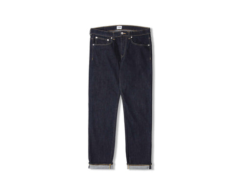 Edwin ED-80 CS Red Listed Selvage Jean (Rinsed)