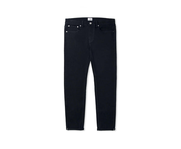 Edwin ED-80 CS White Listed Black Selvage Jean (Rinsed)