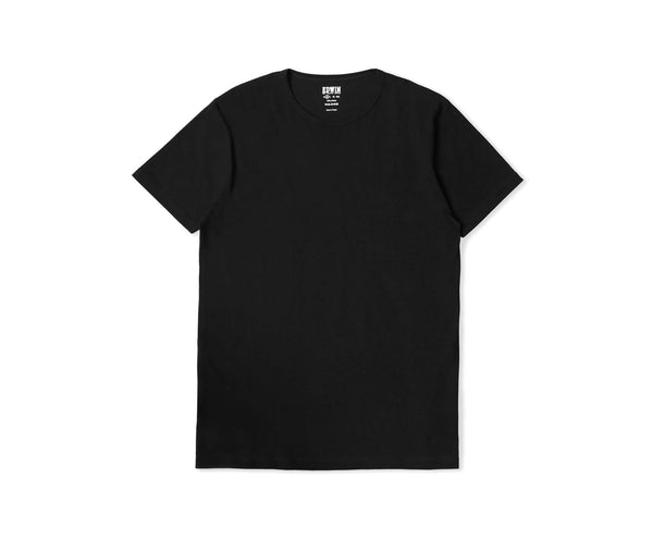 Edwin Double Pack SS Tee (Black)