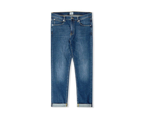Edwin ED-85 Red Listed Selvage Jean (Blast Wash)