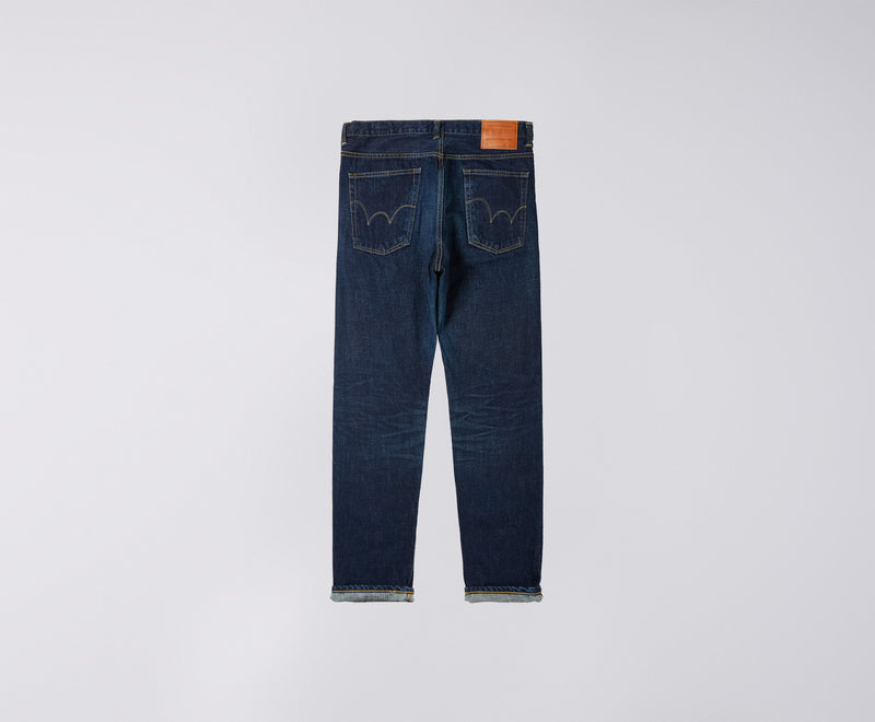 Edwin Classic Regular Tapered Nihon Menpu Rainbow Selvage Jean (Dark Used)