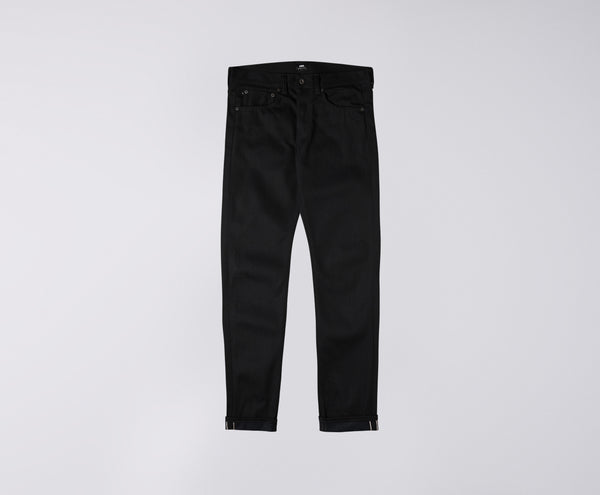 Edwin ED-80 Red Listed Black Selvage Jean