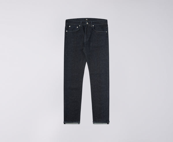 Edwin ED-85 CS Red Listed Blue Selvage Jean (Rinsed)