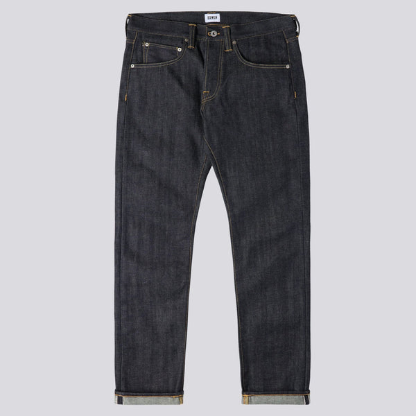 Edwin ED-55 Red Listed Selvage 14oz Relax Tapered Jean