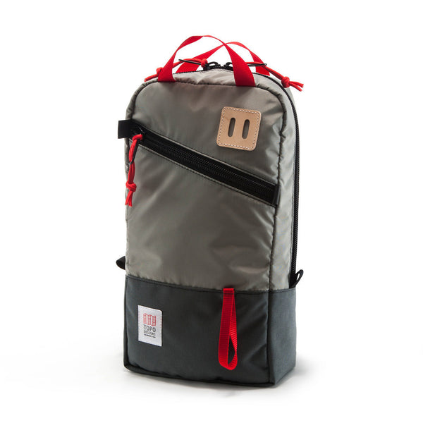 Topo Designs Trip Pack (Silver/Charcoal)