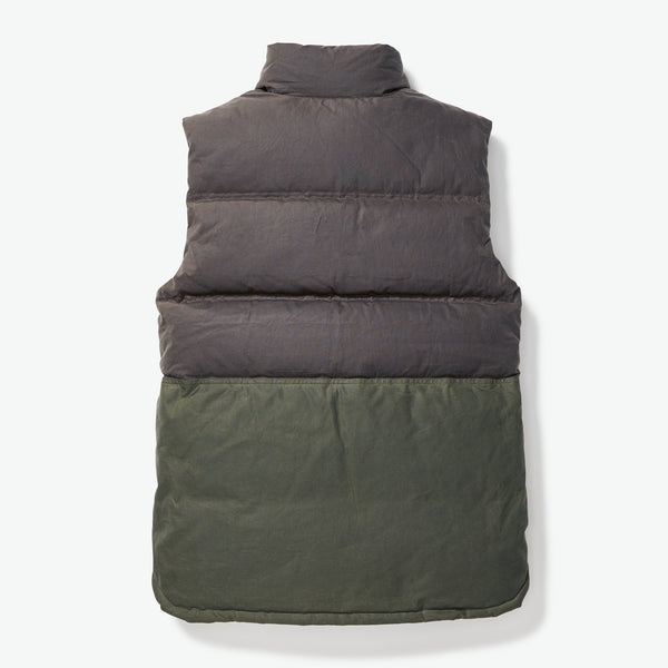Filson Down Cruiser Vest (Otter Green)