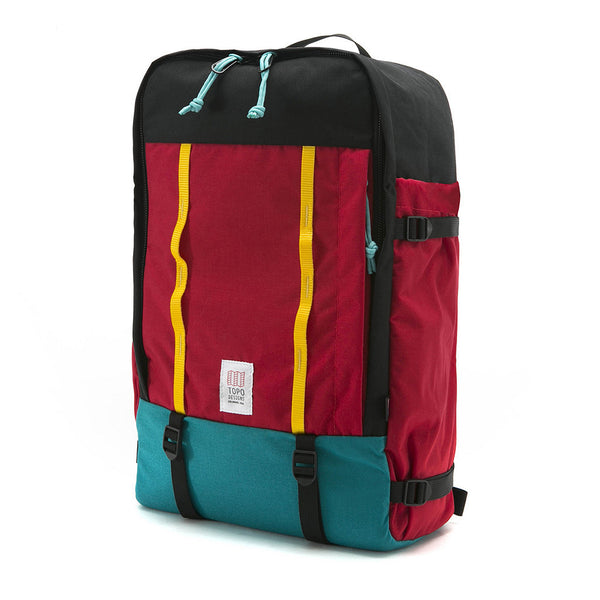 Topo Designs Mountain Daypack (Red)