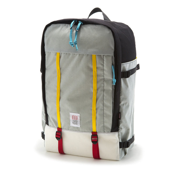 Topo Designs Mountain Daypack (Silver)