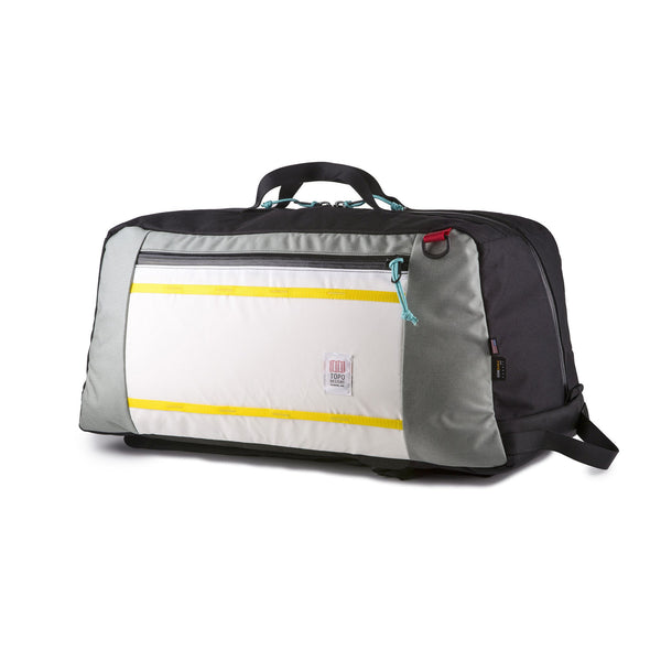 Topo Designs Mountain Duffel Bag (Silver)
