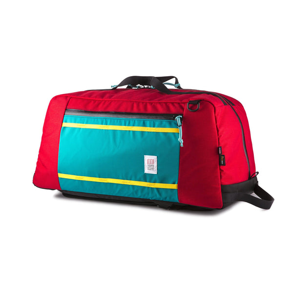 Topo Designs Mountain Duffel Bag (Red)