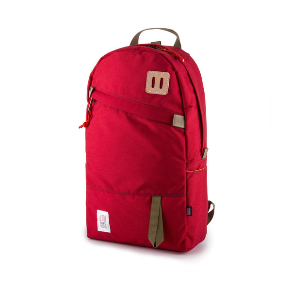 Topo Designs Daypack (Red)
