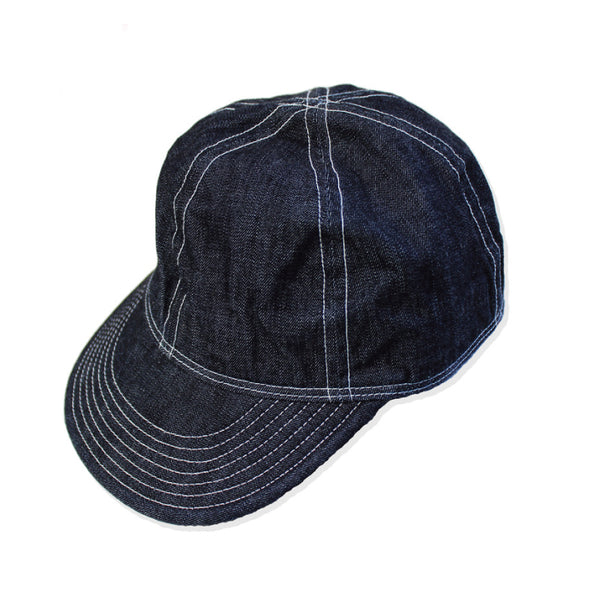 Full Count 6103 Army Cap (Indigo)
