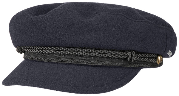 Stetson 6290101-21 Cashmere Riders Cap (Navy)