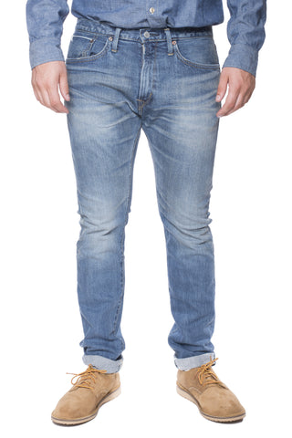 Edwin ED-80 Nihon Menpu Stretch Fabric Jean (Light Used)