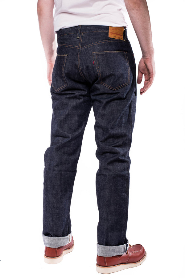 Warehouse 1001 13.75oz Loose Straight Jean