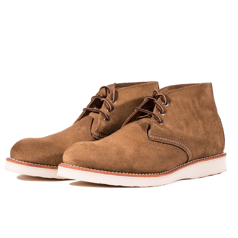 Red Wing 3149 Chukka (Olive Suede)