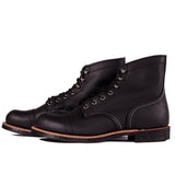 "Red Wing 8114 6"" Iron Ranger Boots (Black)"
