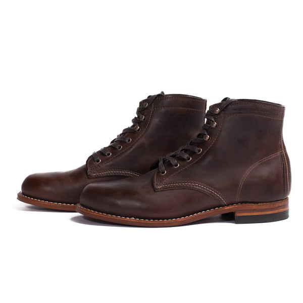Wolverine 1000 Mile Boots Brown Son Of A Stag