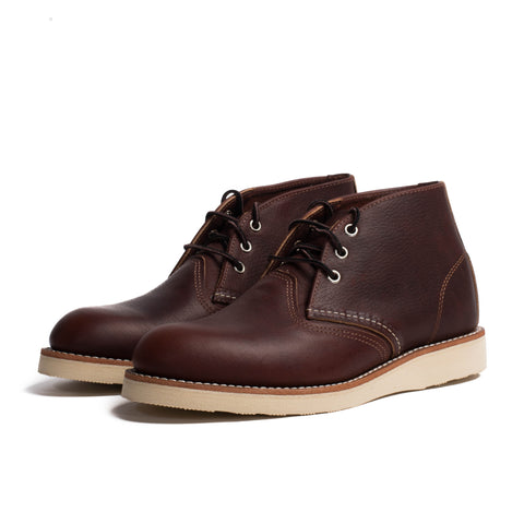 Red Wing 3141 Chukka (Briar Oil Slick)