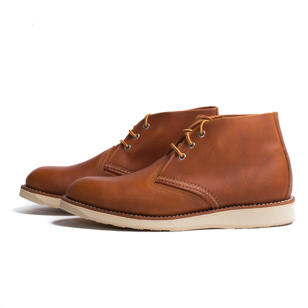 Red Wing 3140 Chukka (Tan)