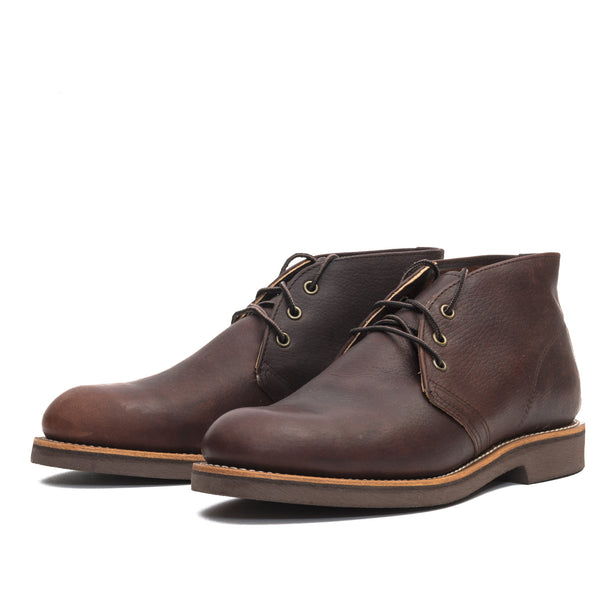 Red Wing 9215 Foreman Chukka (Briar Oil Slick)