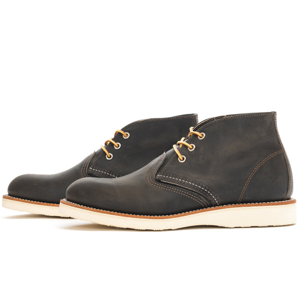 Red Wing 3150 Heritage Work Chukka Boot (Charcoal)