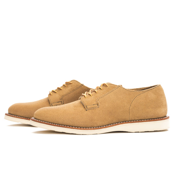 Red Wing 3120 Postman Oxford Shoe (Hawthorne Muleskinner)