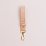 Barnes & Moore Long Key Tether (Natural/Brass)
