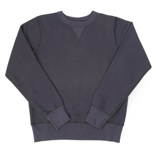 Buzz Rickson's BR65622 Plain Sweatshirt (Navy)