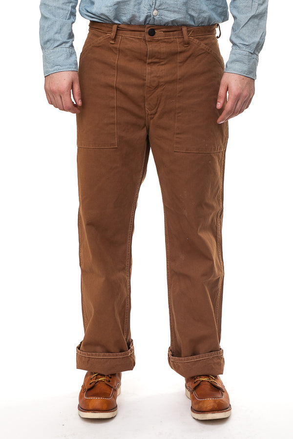 Edwin OWF Baker Pants Brown