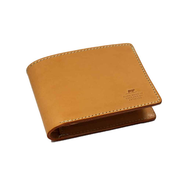 Barnes & Moore Longshore Folding Wallet (Natural)