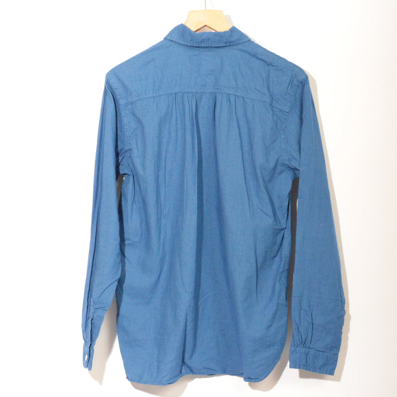 Spellbound 46-048X Penny Collar Shirt Blue