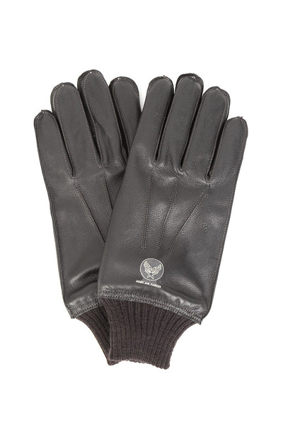 Buzz Rickson's Type A-10 Flying Gloves Black