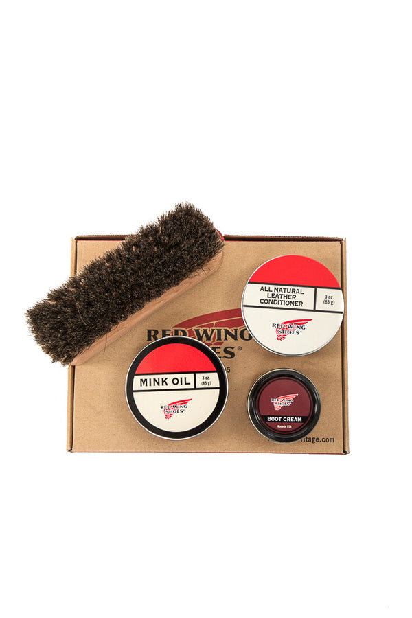 Red Wing Boot Care Set