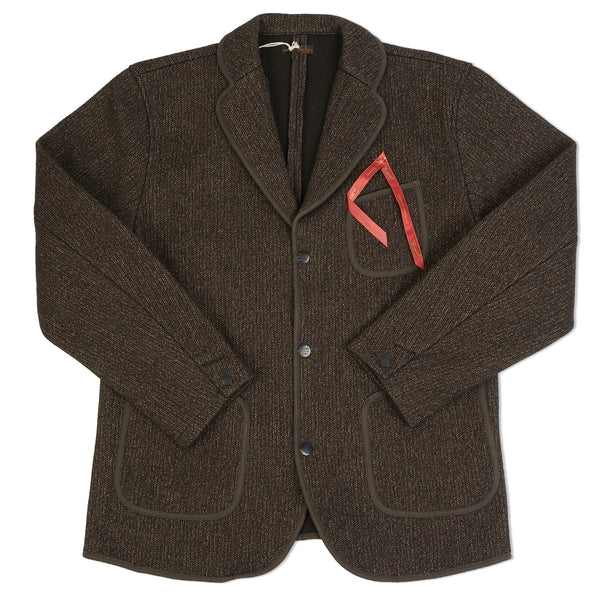 Brown's Beach Tailored Jacket (Oxford Grey)