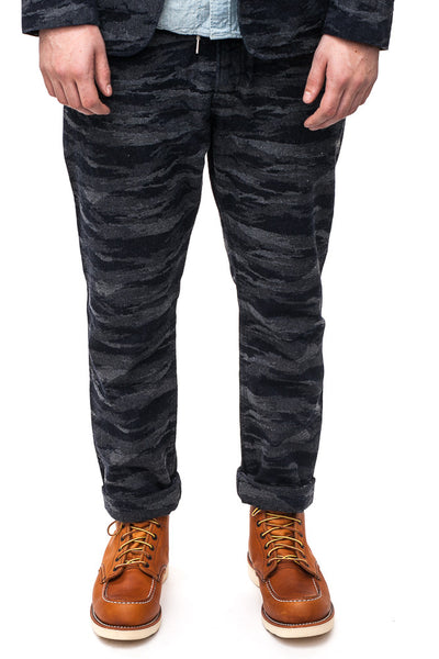 World Workers Camo Trousers