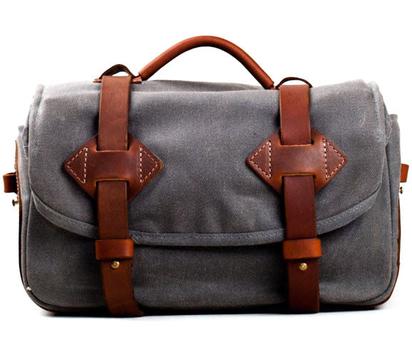 Tanner Goods Field Camera Bag Charcoal