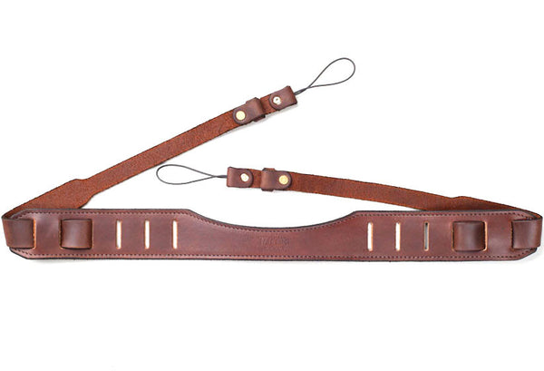 Tanner Goods SLR Camera Strap Dark Oak