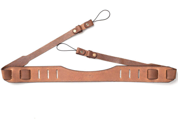 Tanner Goods SLR Camera Strap Rich Moc