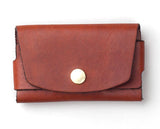 Tanner Goods Cardholder Chicago Tan