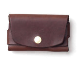 Tanner Goods Cardholder Dark Oak