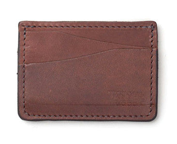 Tanner Goods Journeyman Dark Oak