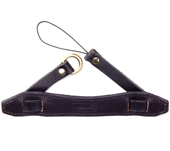 Tanner Goods Point & Shoot Camera Strap Black