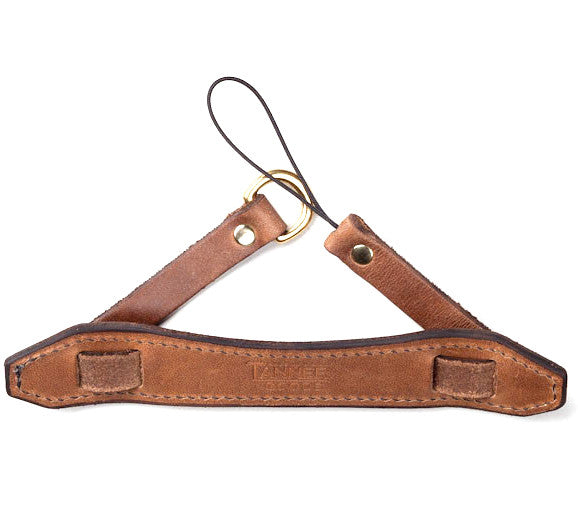Tanner Goods Point & Shoot Camera Strap Rich Moc