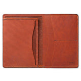 Tanner Goods Travel Wallet Chicago Tan