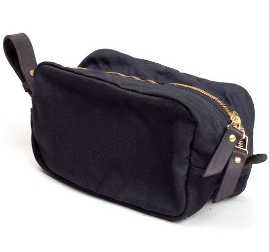 Tanner Goods Drifter Dopp Kit Black