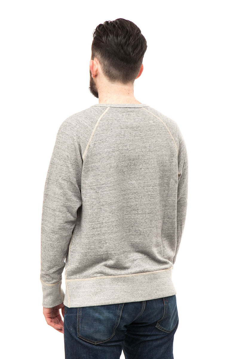 Workers Lightweight Sweatshirt Grey Melange