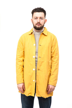 Spellbound 48-418X Typewriter Coat Yellow