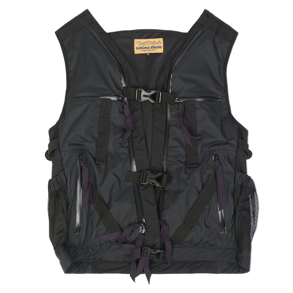 Freewheelers 1921014 'Tahoma' High Mobility Tactical Vest (Black)